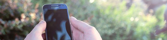 Android-Smartphone fernsteuern